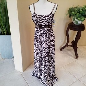 INC maxi summer dress